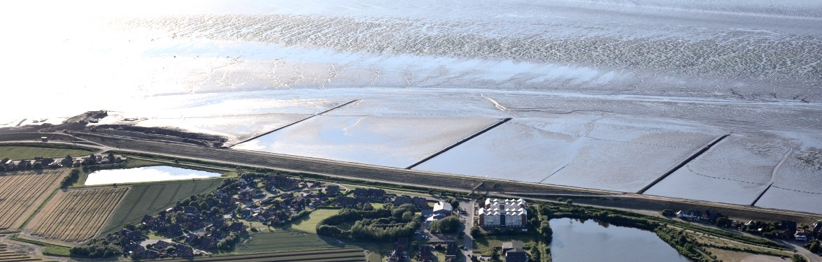 Unterkünfte am Meer, © Nordstrand Tourismus