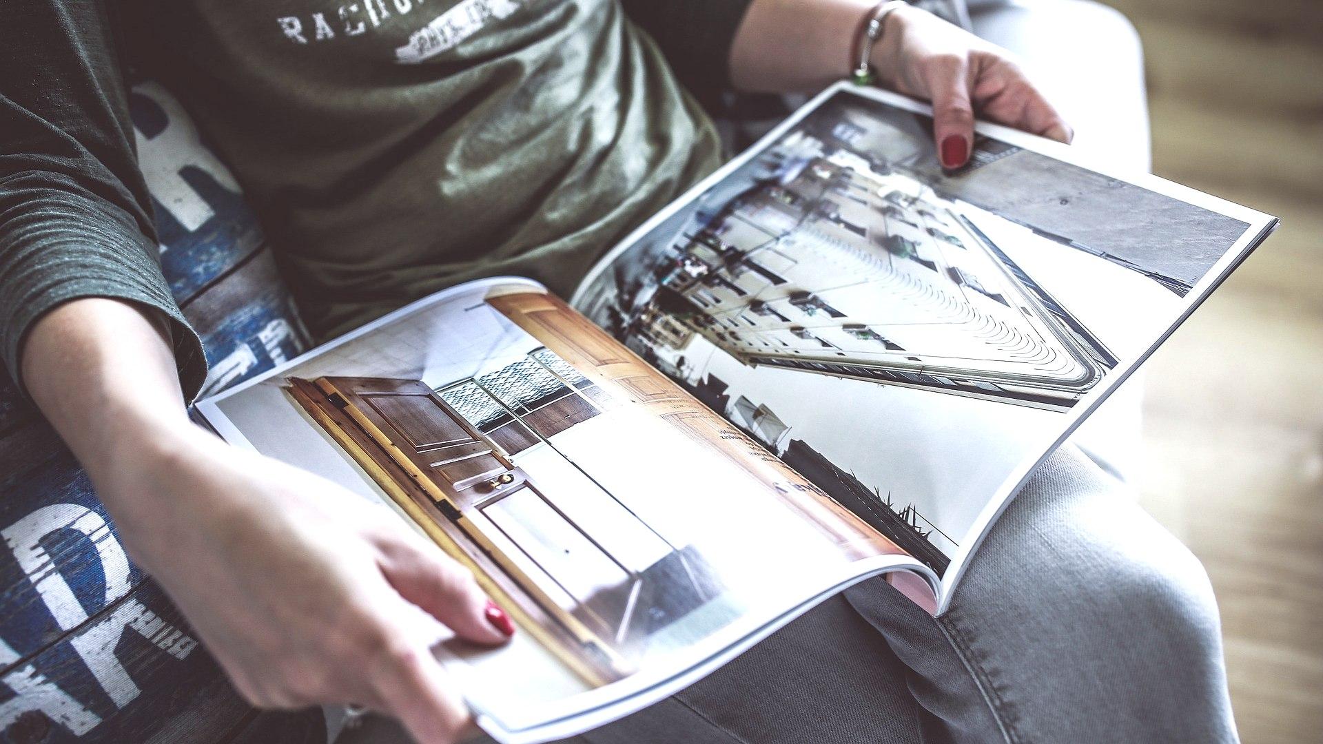 Kataloge bestellen, © pixabay