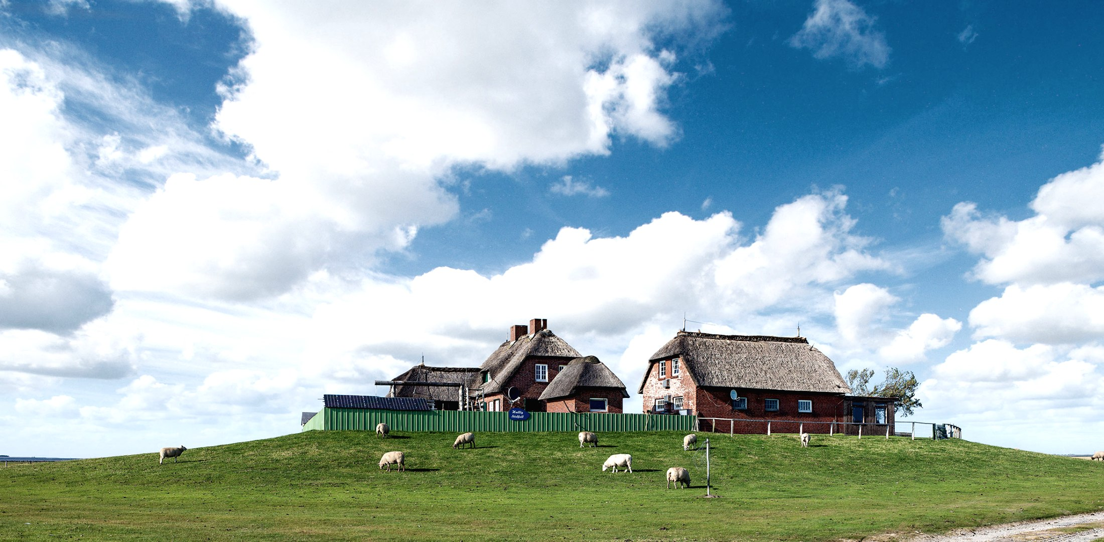 Südfall Panoramabild, © Andreas Große