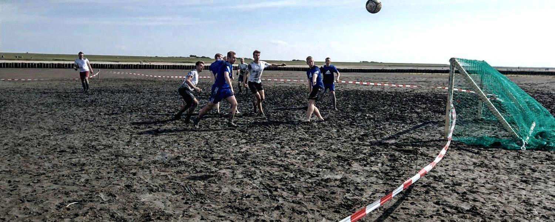 Sport im Watt , © Bastian Baudewig