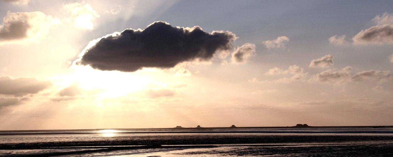 Sonnenuntergang 01, © Nordstrand Tourismus