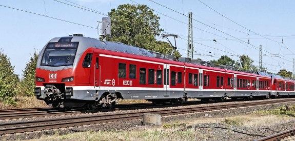 Bahn, © DB