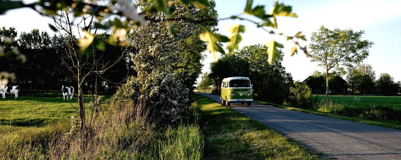 Straße Maschland, © Nordstrand Tourismus Britta Griebenow