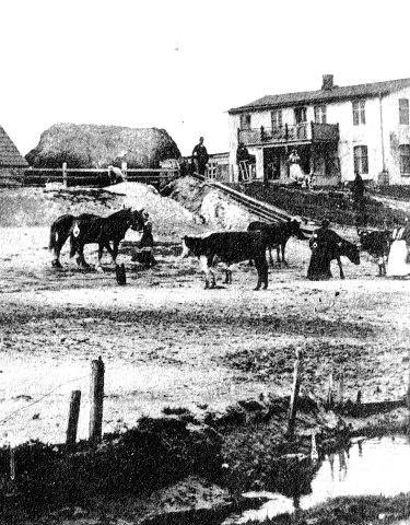Geschichte Gräfin Südfall, © Nordstrand Tourismus