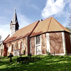 St. Vinzenz Odenbüll, © Nordstrand Tourismus